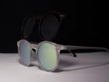 Fashionable glasses Royalty Free Stock Photos