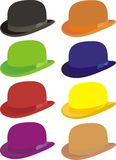 Fashionable hat Stock Photography