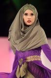 Fashionable hijab Stock Photo