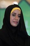 Fashionable hijab Royalty Free Stock Photo