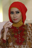 Fashionable hijab Royalty Free Stock Images