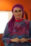 Fashionable hijab Royalty Free Stock Photos