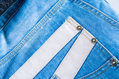 Fashionable jeans Royalty Free Stock Photos