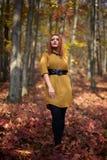 Fashionable lady Royalty Free Stock Images