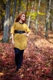 Fashionable lady Stock Photo