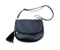 Fashionable leather handbags. Royalty Free Stock Photography