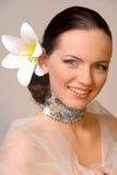 Fashionable make-up Stock Image