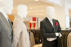 Fashionable male models Stock Photo