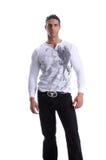fashionable man young Στοκ φωτογραφία με δικαίωμα ελεύθερης χρήσης