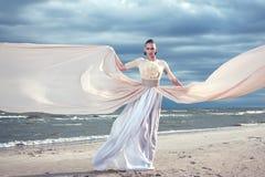 Fashionable model Stock Photo
