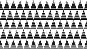 Fashionable, modern geometric background royalty free illustration