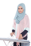 Fashionable muslimah woman Royalty Free Stock Image