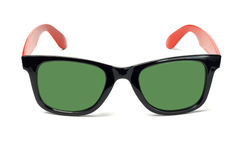 Fashionable plastic sunglasses Royalty Free Stock Image