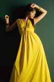 Fashionable pretty Asian girl Royalty Free Stock Photo