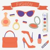 Fashionable set Stock Image