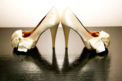 Fashionable Sexy Shoes Royalty Free Stock Images