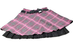 Fashionable skirt Royalty Free Stock Photo