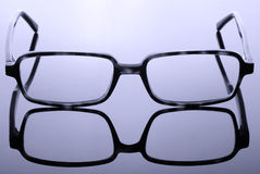 Fashionable spectacles Royalty Free Stock Photography