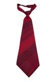 Fashionable striped necktie Stock Image