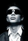Fashionable stylish man Stock Image