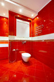 Fashionable toilet Royalty Free Stock Images