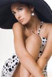 Fashionable woman Royalty Free Stock Photos