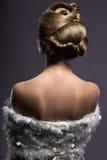 Fashionable woman Stock Photos