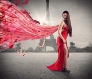 Fashionable woman Royalty Free Stock Photo
