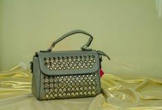 Fashionable women bag purse beautiful stock image