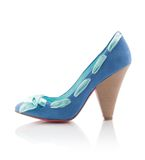 Fashionable women shoe Royalty Free Stock Image