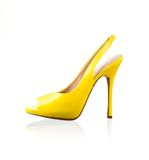 Fashionable women shoe Royalty Free Stock Images