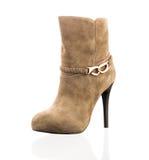 Fashionable women shoe. Modern fashionable women shoe shot in studio Stock Photography