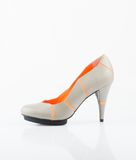 Fashionable women shoe Royalty Free Stock Photography