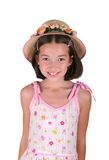 Fashionable young girl Royalty Free Stock Photography