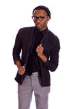 Fashionable Young Man Stock Images