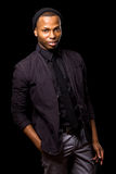 Fashionable Young Man Stock Photos
