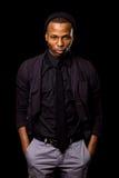 Fashionable Young Man Stock Image