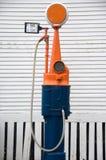 fashioned gas old pump Στοκ Εικόνες