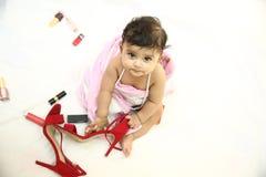 Fashionista Baby royalty free stock photos