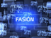 Fasion concept Royalty Free Stock Photography