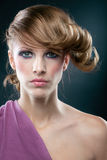 Fasion portrait Stock Images