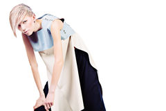 Fasion woman Royalty Free Stock Photography