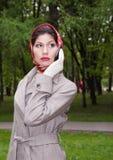 fasionable kvinna för asiatisk affär Royaltyfri Foto