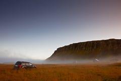 Faskrudsfjordur, Iceland Royalty Free Stock Images