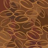 fasola tła kawy Obraz Stock