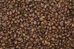 fasola tła kawy Zdjęcie Stock