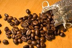 fasole kawowe Zdjęcie Royalty Free