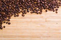 fasole kawowe zdjęcia stock