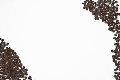 fasole kawowe Obraz Royalty Free