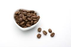 fasole kawowe Obrazy Stock